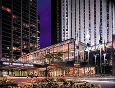 Hyatt Regency Hotel - Hotel - 151 E Wacker Dr, Chicago, IL, 60601, US