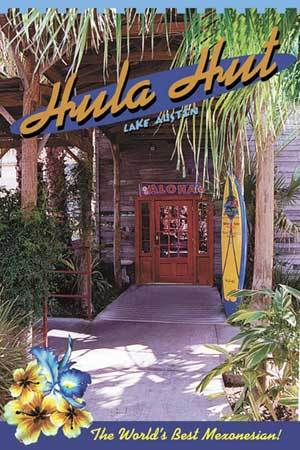 Hula Hut - Restaurants, Attractions/Entertainment - 3825 Lake Austin Blvd, Austin, TX, United States