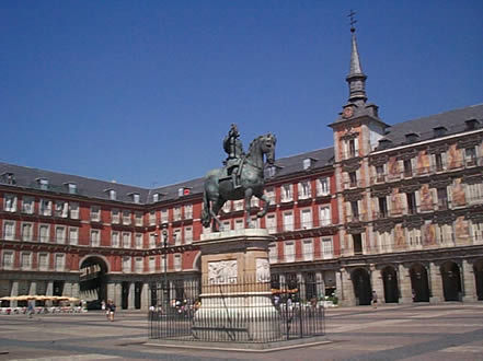 Plaza Mayor - Attractions/Entertainment - Plaza Mayor, Madrid, Comunidad de Madrid, 28012