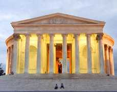 Jefferson Memorial - Attraction - Washington, DC, United States