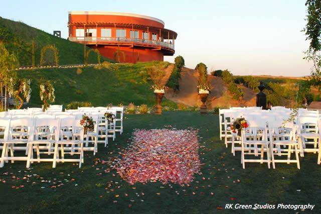 Falkner Winery - Ceremony Sites, Reception Sites, Restaurants, Wineries - 40620 Calle Contento, Temecula, CA, 92591