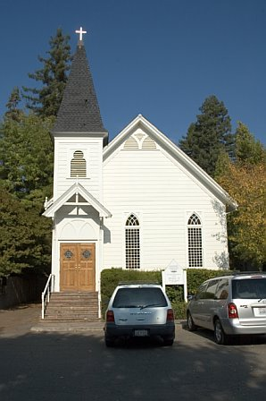 Kenwood Community Church - Ceremony Sites - 9637 Channing Row, Kenwood, CA, 95452