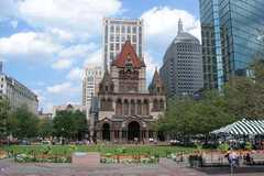 Copley Square - Attraction - 10 Huntington Avenue, Boston, MA, United States