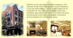 Carleton of Oak Park Hotel & Inn - Hotels - 1110 Pleasant St, Oak Park, IL, United States