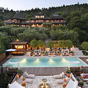 Auberge Du Soleil - Reception - 180 Rutherford Hill Road, Rutherford, CA, USA