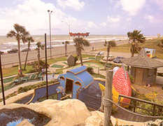Magic Carpet Miniature Golf - Attraction - 9030 Seawall Blvd, Galveston, TX, 77554, US