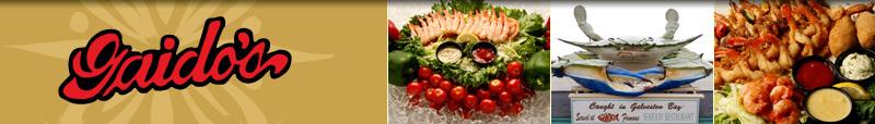 Gaido's Famous Seafood Restaurant - Restaurants - 3900 Seawall Blvd, Galveston, TX, 77550, US