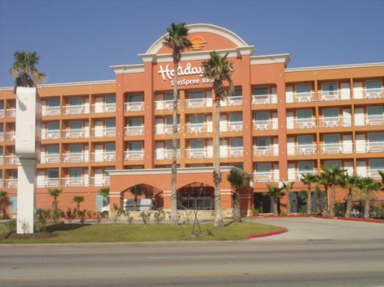 Holiday Inn Sunspree Resort - Hotels/Accommodations - 1702 Seawall Blvd, Galveston, Texas, US