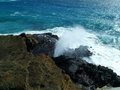 Blowhole - Landmark - Kalanianaole Hwy, Honolulu, HI, US