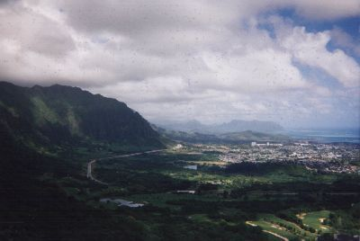 Pali Lookout - Attractions/Entertainment, Parks/Recreation - Nuuanu Pali Dr, Honolulu, H.I., United States
