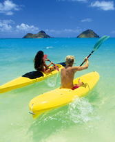 Lanikai Beach - Beaches, Attractions/Entertainment - Lanikai Beach, Kailua, HI 96734, Kailua, HI, US