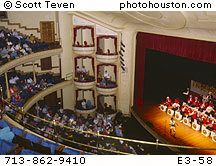 Strand Historic District Association: Grand 1894 Opera House - Entertainment - 2020 Post Office Street, Galveston, TX, United States