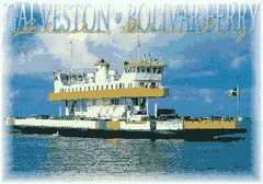 Galveston Island Ferry - Attraction - Ferry Rd, Galveston, TX, 77550, US
