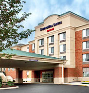 Springhill Suites - Hotels/Accommodations - 2480 Maryland Rd, Willow Grove, PA, United States