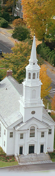 Trinitarian Congregational Church - Ceremony Sites - 54 Walden St, Concord, MA, 01742