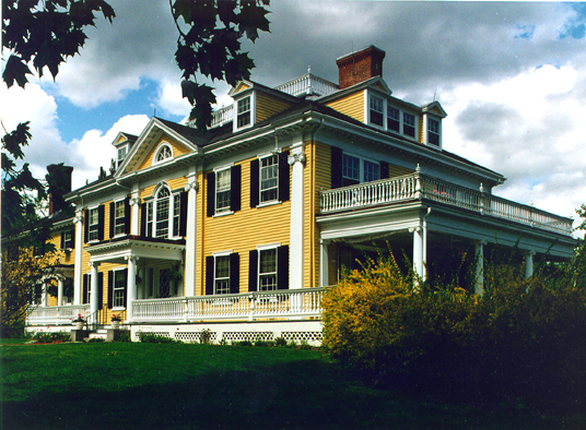 Pierce House Lincoln Massachusetts Wedding http://www.weddingmapper.com/plan/vendor/reception_venues/the_pierce_house/178214