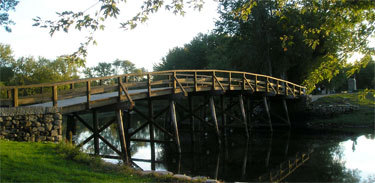 The Old North Bridge - Attractions/Entertainment - 174 Liberty St, Concord, MA, 01742