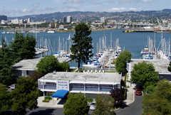 Marina Village Inn - Hotel - 1151 Pacific Marina, Alameda, CA, 94501