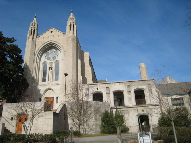 Cathedral Of Christ The King - Ceremony Sites - 2699 Peachtree Rd NE, Atlanta, GA, 30305, US