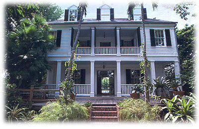 Audubon House & Tropical Gardens - Ceremony Sites, Attractions/Entertainment, Reception Sites - 205 Whitehead St, Key West, FL, 33040