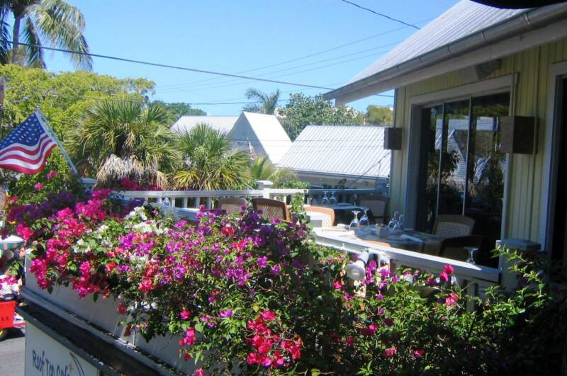 Rooftop Cafe - Restaurants, Welcome Sites, Reception Sites, Hotels/Accommodations - 308 Front St, Key West, FL, 33040, US
