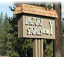 "Factory Stores At The ""y"" - Shopping -"