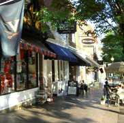 The Corner/Historic Rotunda area - Attraction - 1500 University Ave, Charlottesville, VA, 22903, US