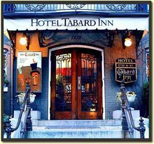 Tabard Inn - Hotels/Accommodations, Ceremony Sites, Restaurants, Reception Sites - 1739 N St NW, Washington, DC, United States