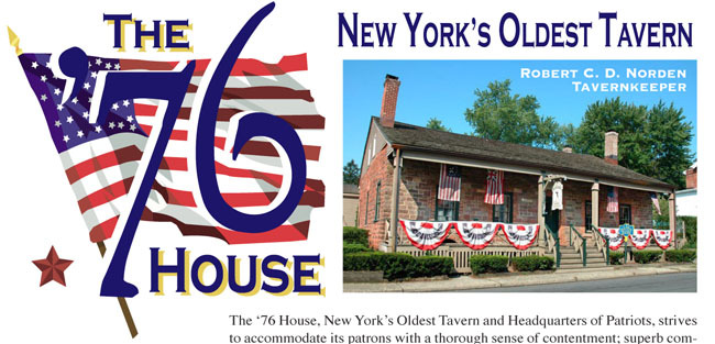 Old '76 House - Reception Sites, Restaurants - 110 Main St, Tappan, NY, 10983