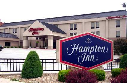 Hampton Inn Quincy - Hotels/Accommodations - 225 South 4th Street, Quincy, IL, United States