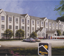 Microtel Inn & Suites Quincy - Hotels/Accommodations - 200 S 3rd St, Quincy, IL, 62301