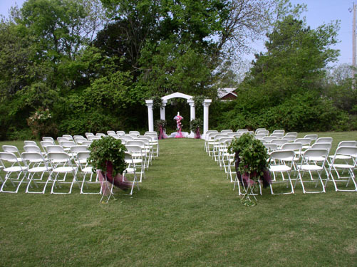 "The Spot Of Our ""first"" Wedding - Ceremony Sites -"