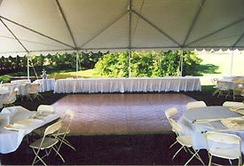 Reception On The Lawn - Reception Sites -