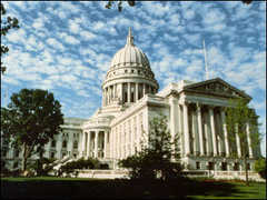 Capitol Tours - Ceremony - Wisconsin State Capitol Bldg, Madison, WI 53703, Madison, Wisconsin, US