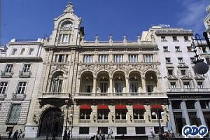 El Casino De Madrid - Reception Sites - Calle de Alcal, Madrid, Comunidad de Madrid, 28014, ES