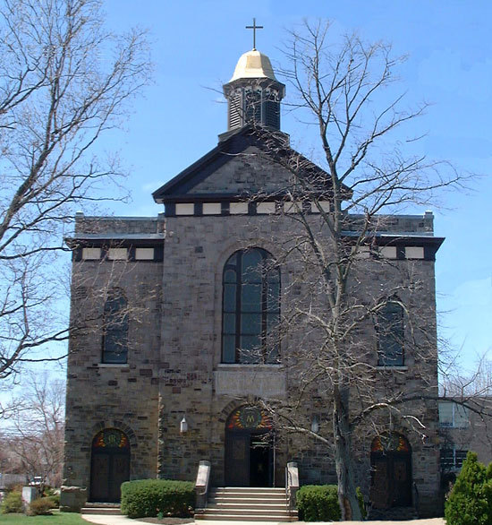 St Mary's Rc Church - Ceremony Sites - 201 Vosseller Ave, Bound Brook, NJ, USA