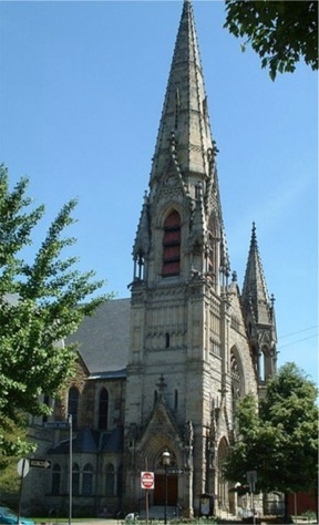 Calvary United Methodist Church - Ceremony Sites - 954 Beech Ave, Pittsburgh, PA, 15233, US