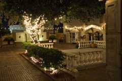 The Courtyard at Gaslight Square - Ceremony - 1002 Santa Fe St, Corpus Christi, TX, 78404