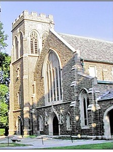 Christ Church Greenwich - Ceremony Sites - 254 E Putnam Ave, Fairfield County, CT, 06830