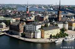 Royal Palace - Attraction - Stockholm Palace, 11130 Stockholm, Stockholm, Stockholm, SE