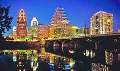 Cimarron and Matt's Wedding in Austin, TX, USA