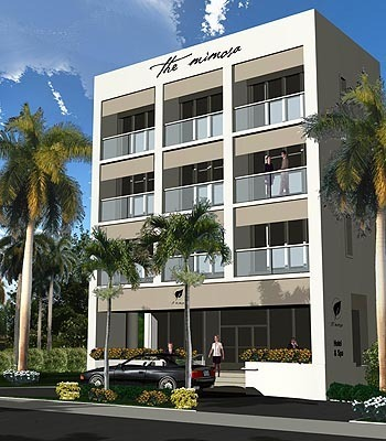 Mimosa Hotel - Hotels/Accommodations - 6525 Collins Avenue, Miami Beach, FL, United States