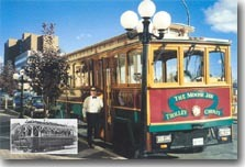 Moosejaw Trolley Tours - Sight Seeing -