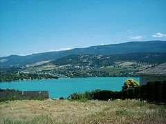 Kalamalka Lake  - Sight Seeing -