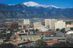 Colorado Springs Visitor Information Center - Attraction - 515 S Cascade Ave, Colorado Springs, CO, 80903