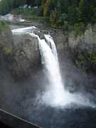"Snoqualmie Falls - ""Places To See"" - Snoqualmie Falls, Uninc King County, WA, Uninc King County, WA, US"