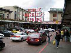 "Pike Place Market - ""Places To See"" - 86 Pike St, Seattle, WA, United States"
