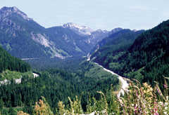 "Snoqualmie Pass - ""Things To Do"" - Snoqualmie Pass, WA, Snoqualmie Pass, Washington, US"