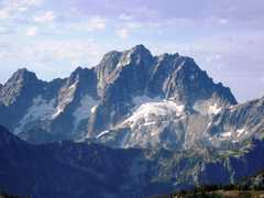 "Mount Stuart - ""Places To See"" - Cascades"