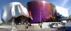 "Seattle Center: Experience Music Project - ""Places To See"" - 325 5th Ave N, Seattle, WA, United States"